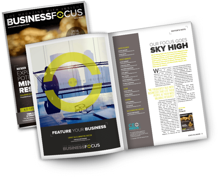 Business Focus Magazines