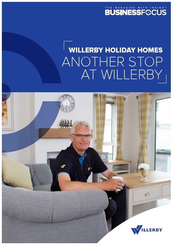 Willerby Holiday Homes Peter Munk