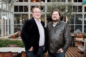 Zipabout founders Alex Froom and Daniel Chick