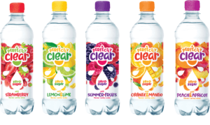 Perfectly clear new range 500ml
